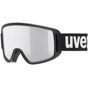UVEX Topic FM Goggles black/mirror silver